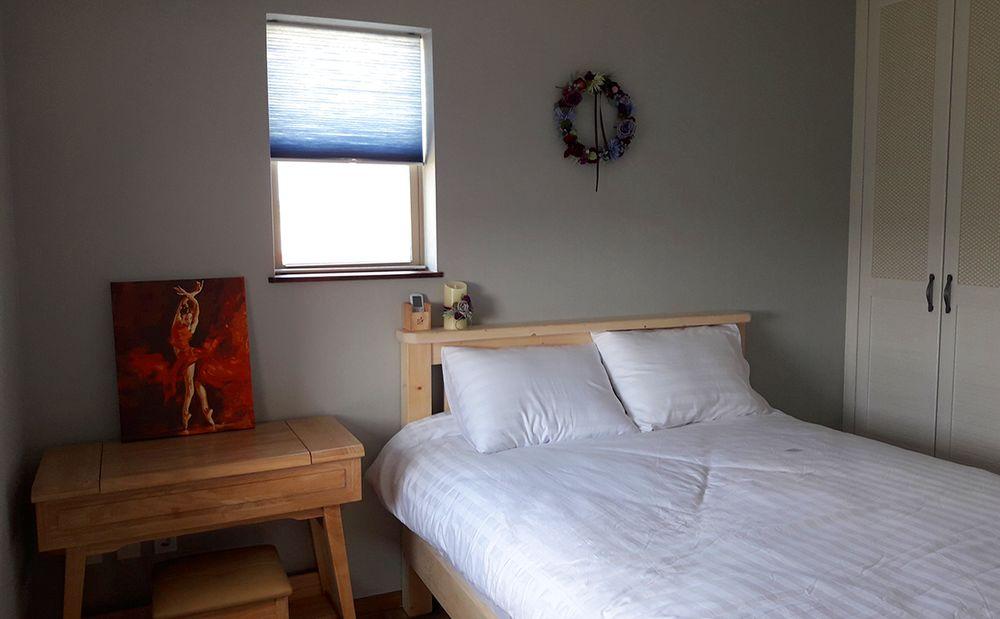 햇빛 :: 2층 침대방