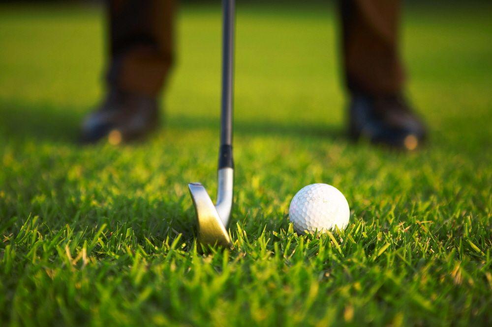 다수의 골프장 위치
