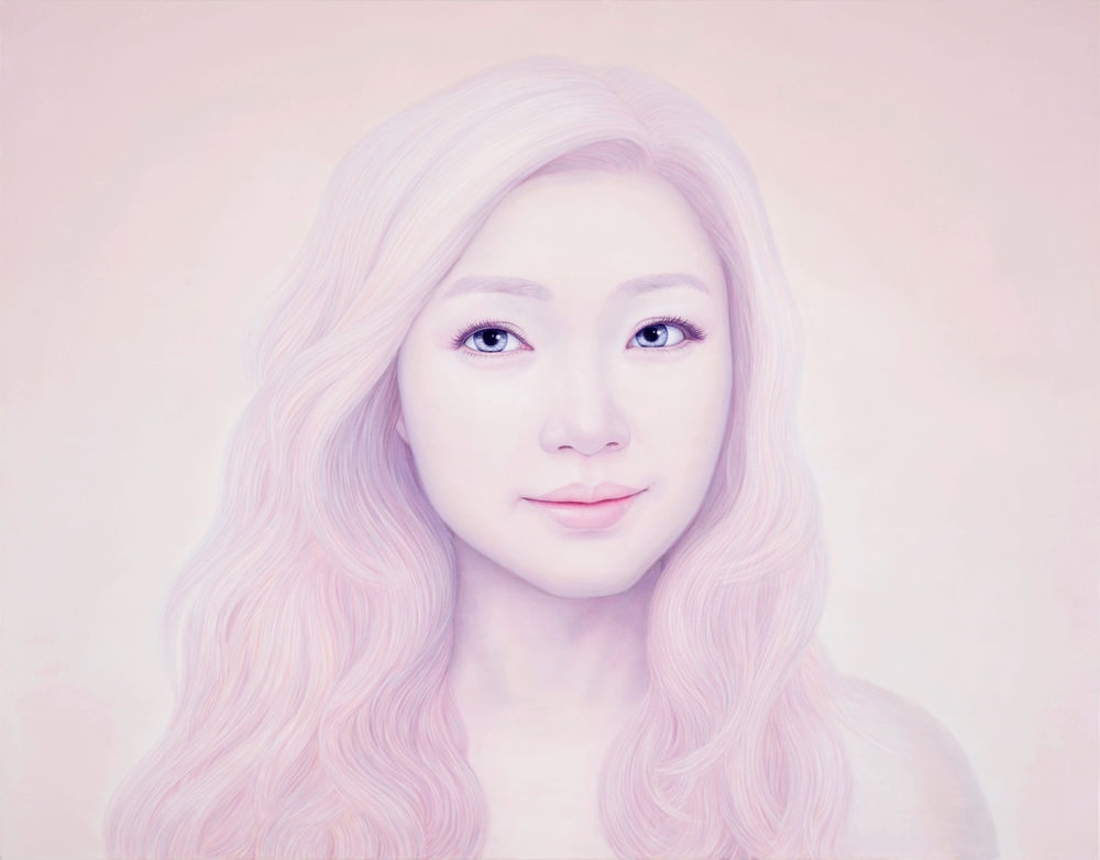 Painted by Kwon Kyung-yup