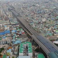 남북항대교 연결도로 건설공사