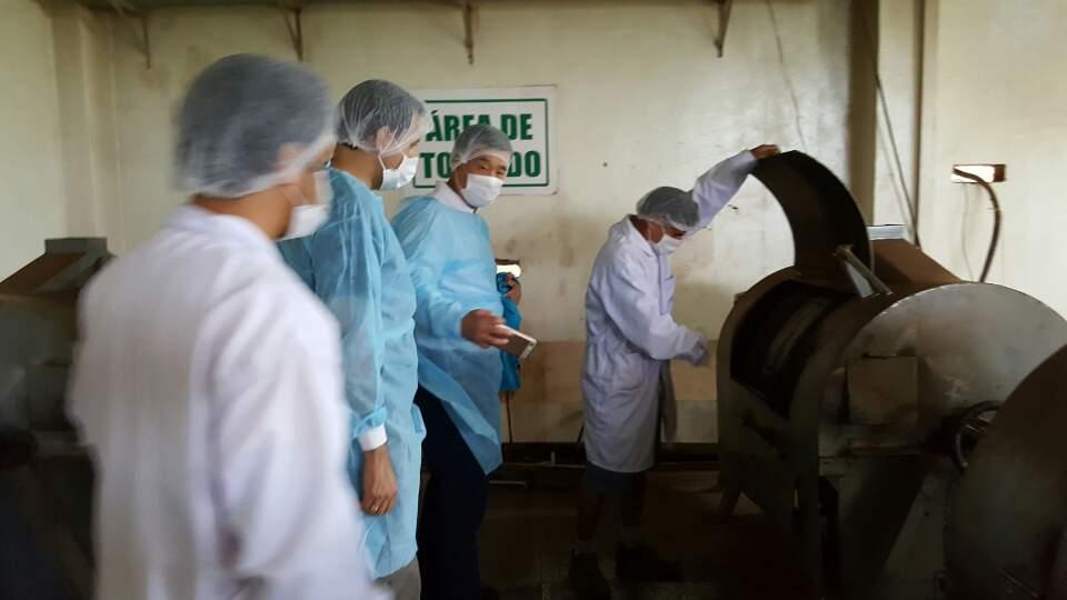 Visit to Cacao farm in Peru in 2016