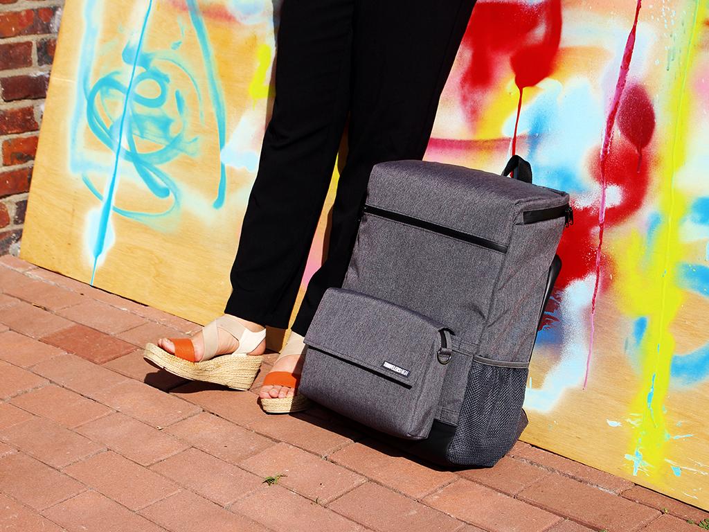 여행백팩, 트래블러스하이, 캐리어백팩, 분리형가방