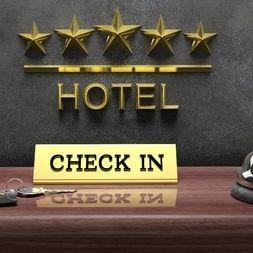 호텔예약 service