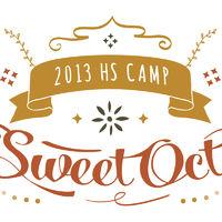 2013 HS CAMP [Sweet Oct.]
