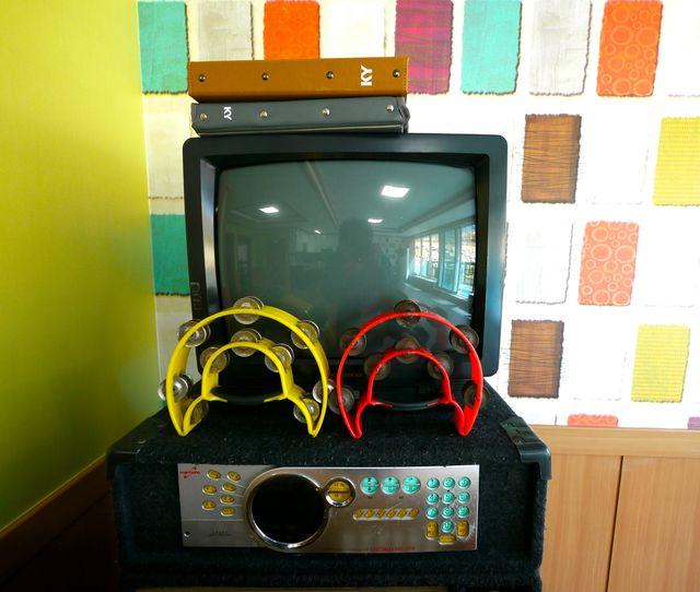 노래방 기계