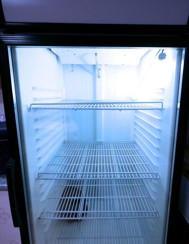 대형음료 냉장고