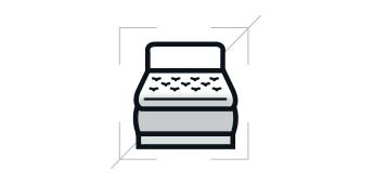 <b>침대의 수평을 유지해주세요.</b><br><br>바닥이 경사지거나 침대가 수평이 맞춰지지 않았을 경우 소음이 발생하고 불안정하게 흔들립니다. 제품의 파손위험과 사용자가 불편함을 느낄 수 있습니다.