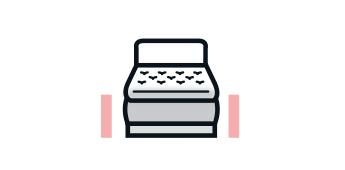 <b>발열기기의 사용을 주의하세요.</b><br><br>매트리스는 화기에 특화되어 있는 제품이 아니기 때문에 온열 매트나 전기장판등의 사용을 주의해 주시기 바랍니다.<br><br>