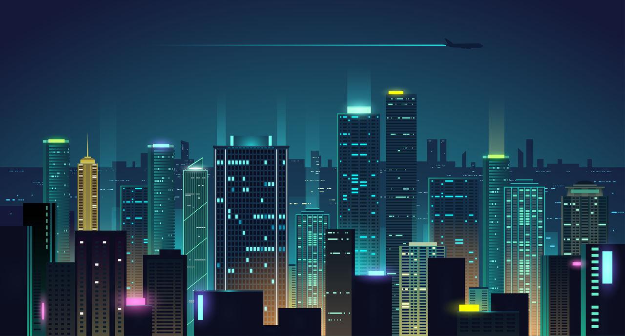 중소형 건물 / 꼬마빌딩