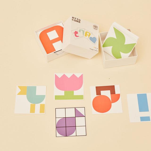 패턴 그림카드