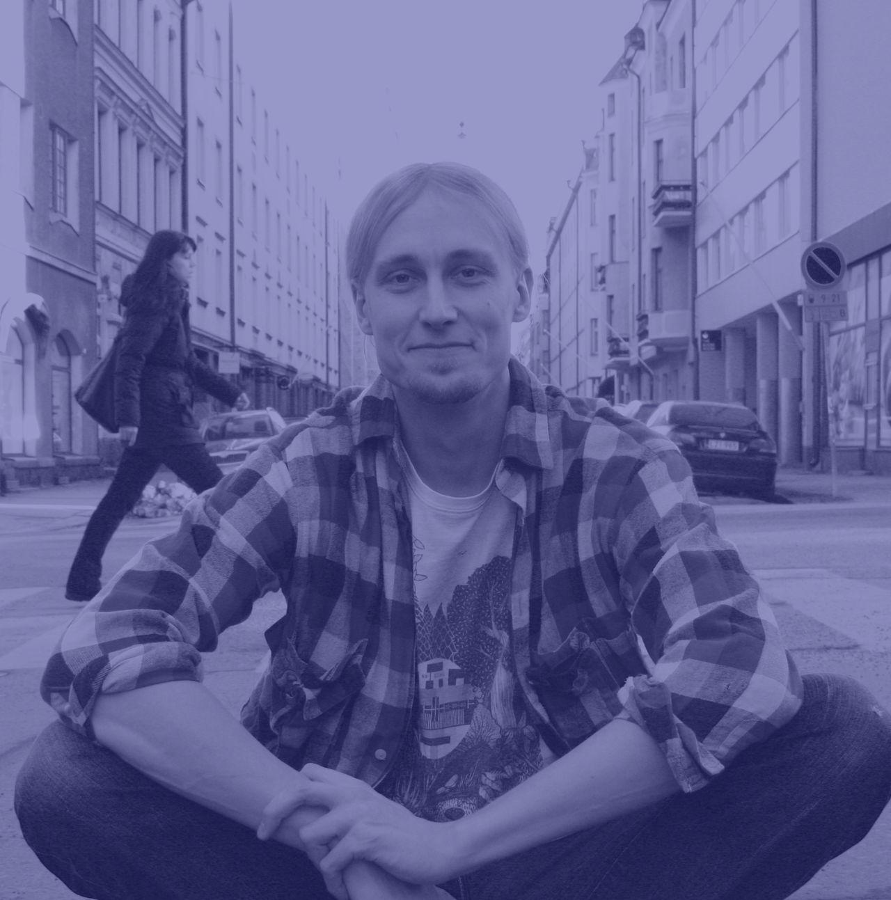 야코 블룸버그 | Jaakko Blomberg