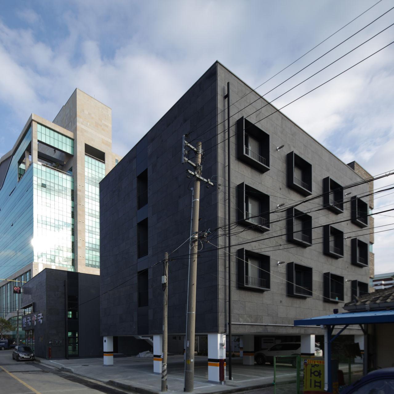 한국병원 기숙사 및 근생