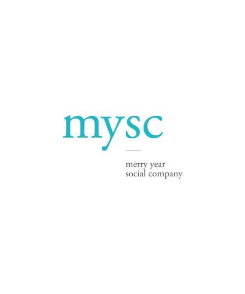 MYSC <br> (Promotion Design)