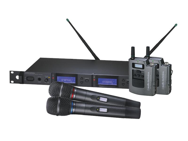 무선마이크 - audiotechnica(8ea)