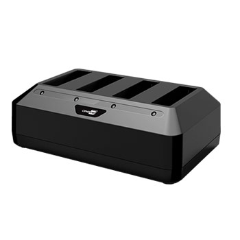 4-slot battery charger