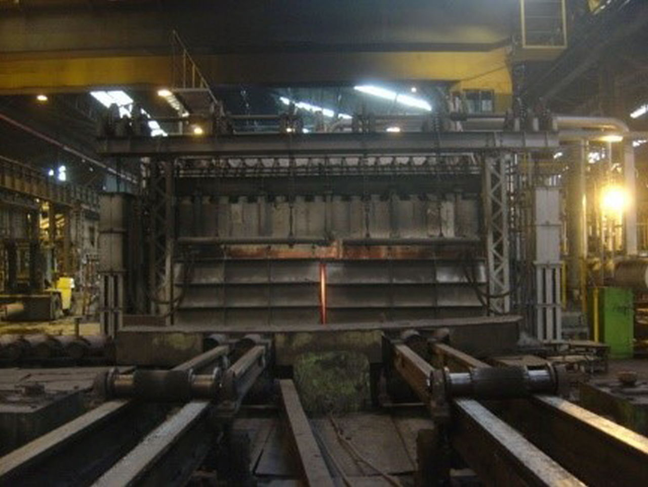 SEAH Changwon Large Rolling Mill (2006)
