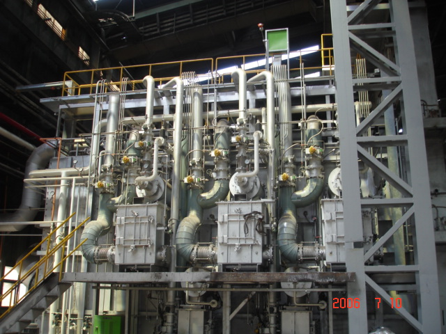 SEAH Car Bottom Furnace (2006)