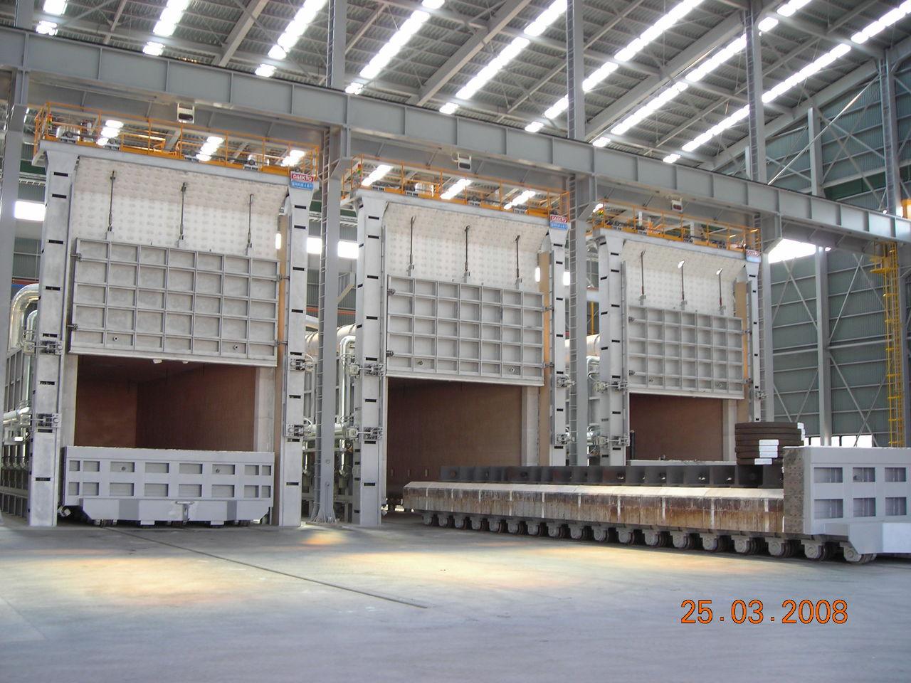 2008년 3월 루마니아 IMGB 150TON/CH
