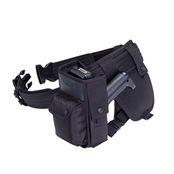 Belt Holster For Device With Pistol Grip