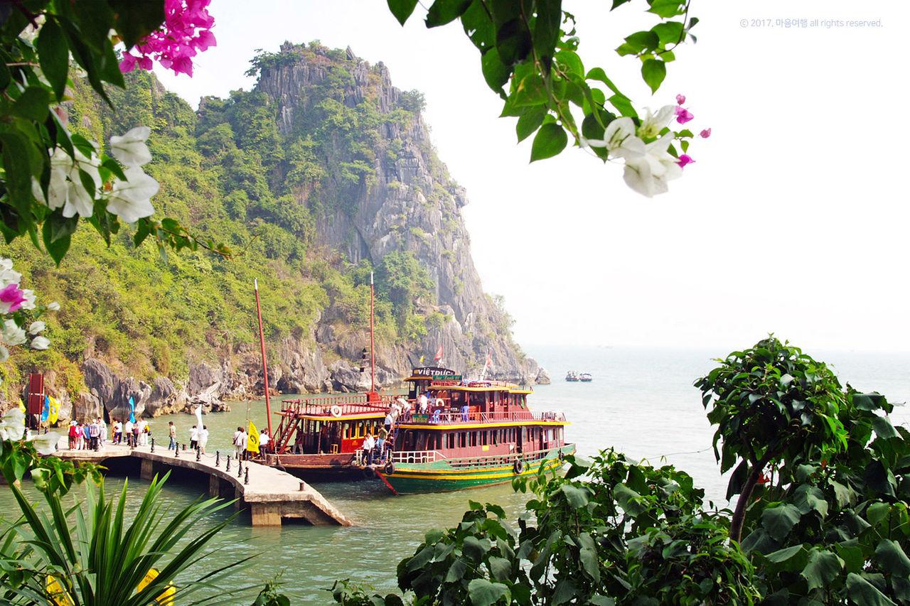하롱베이 풍경