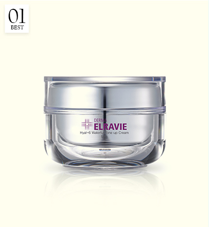 Derma Elravie Hyal-6 Waterful Tone-UP Cream