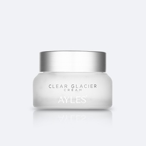 Clear Glacier Cream