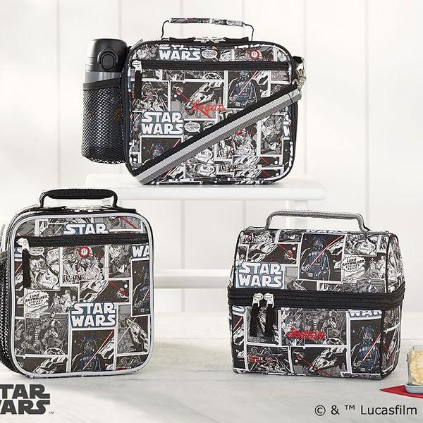 987ed043da POTTERY BARN KIDS Star Wars™ Lunch Bags   SHOPJOE
