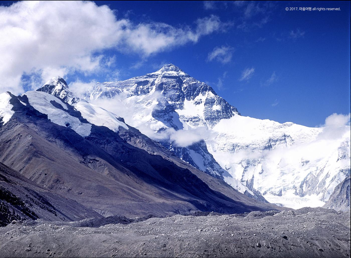 에베레스트(8848m)