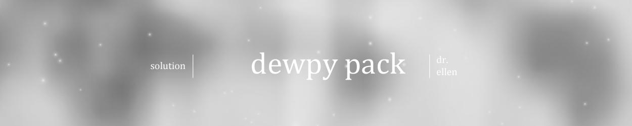 SOLUTION DEWPY PACK