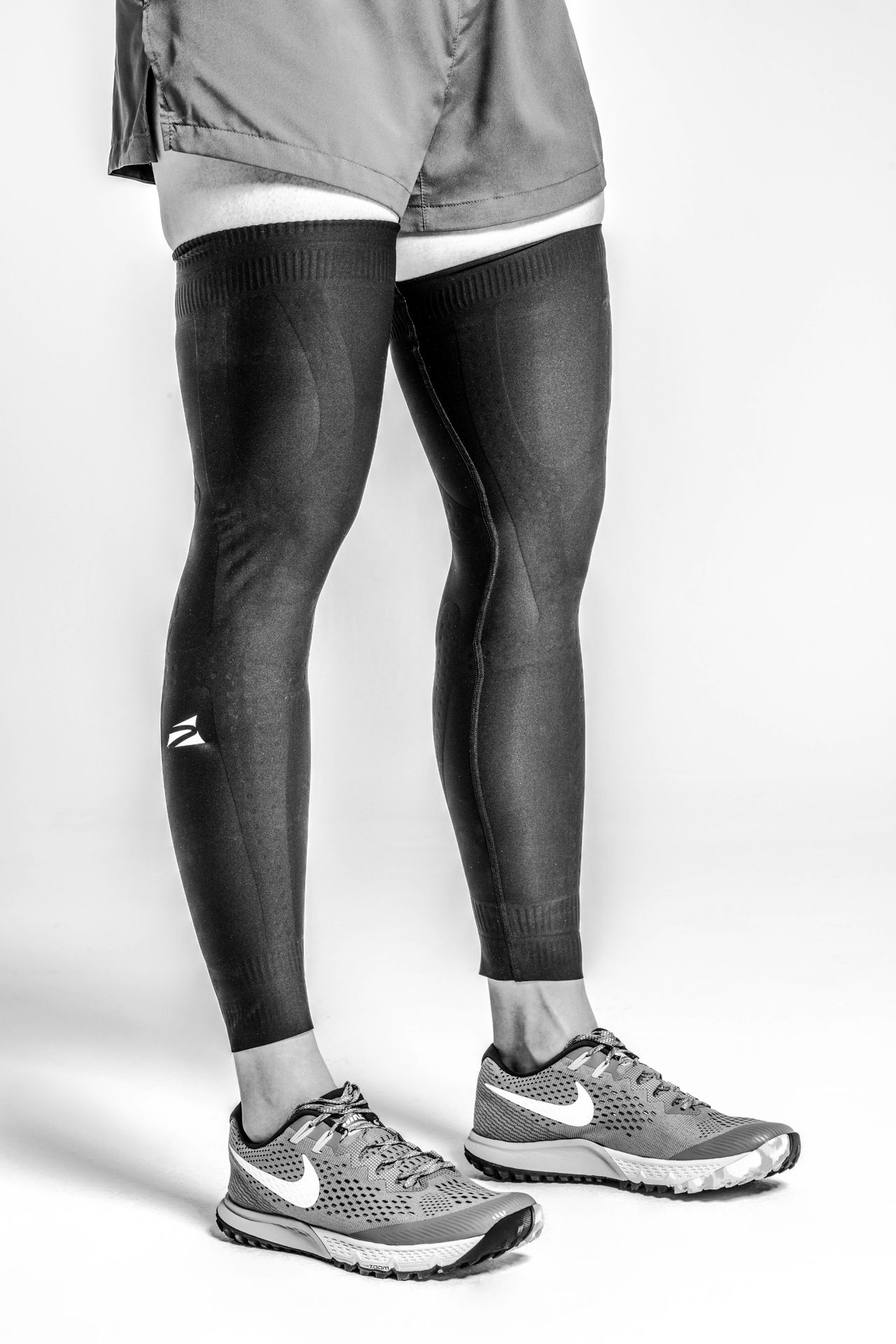 LEG COMPRESSION <BR> SLEEVE SET