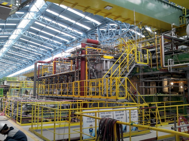 POSCO #4 Wire Rod Mill (2013)