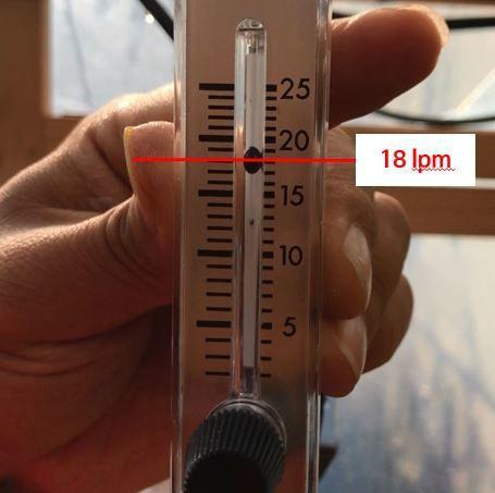 공기량 측정 (타사)