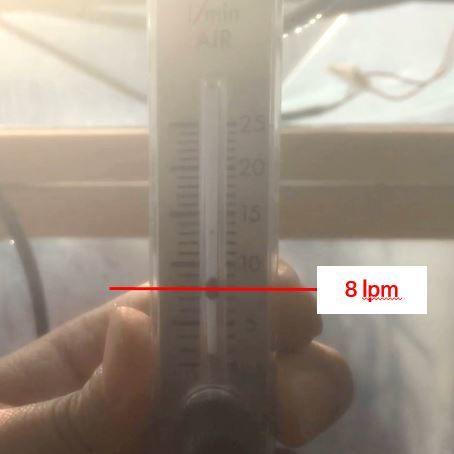 공기량 측정 (삼창)
