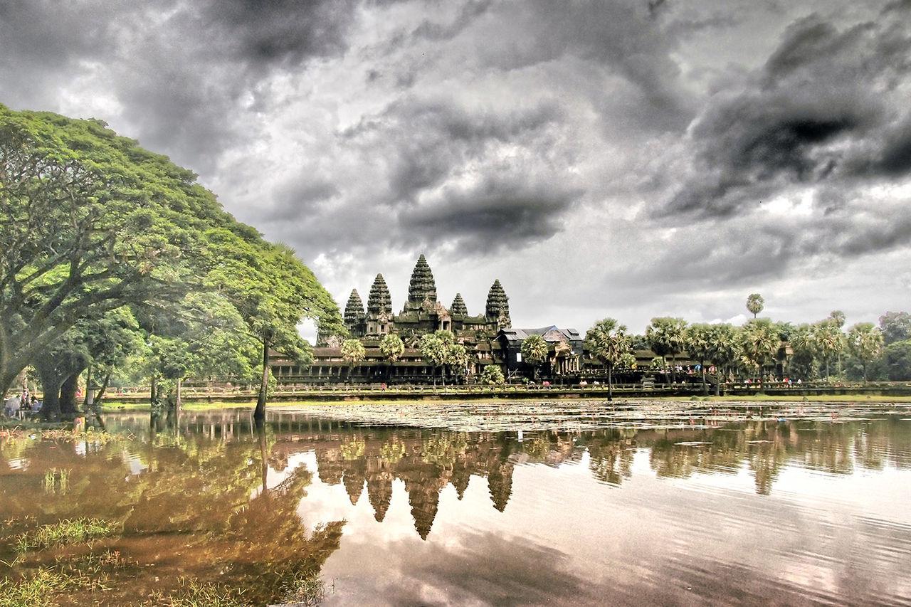 캄보디아 앙코르왓 사원 - 마음여행