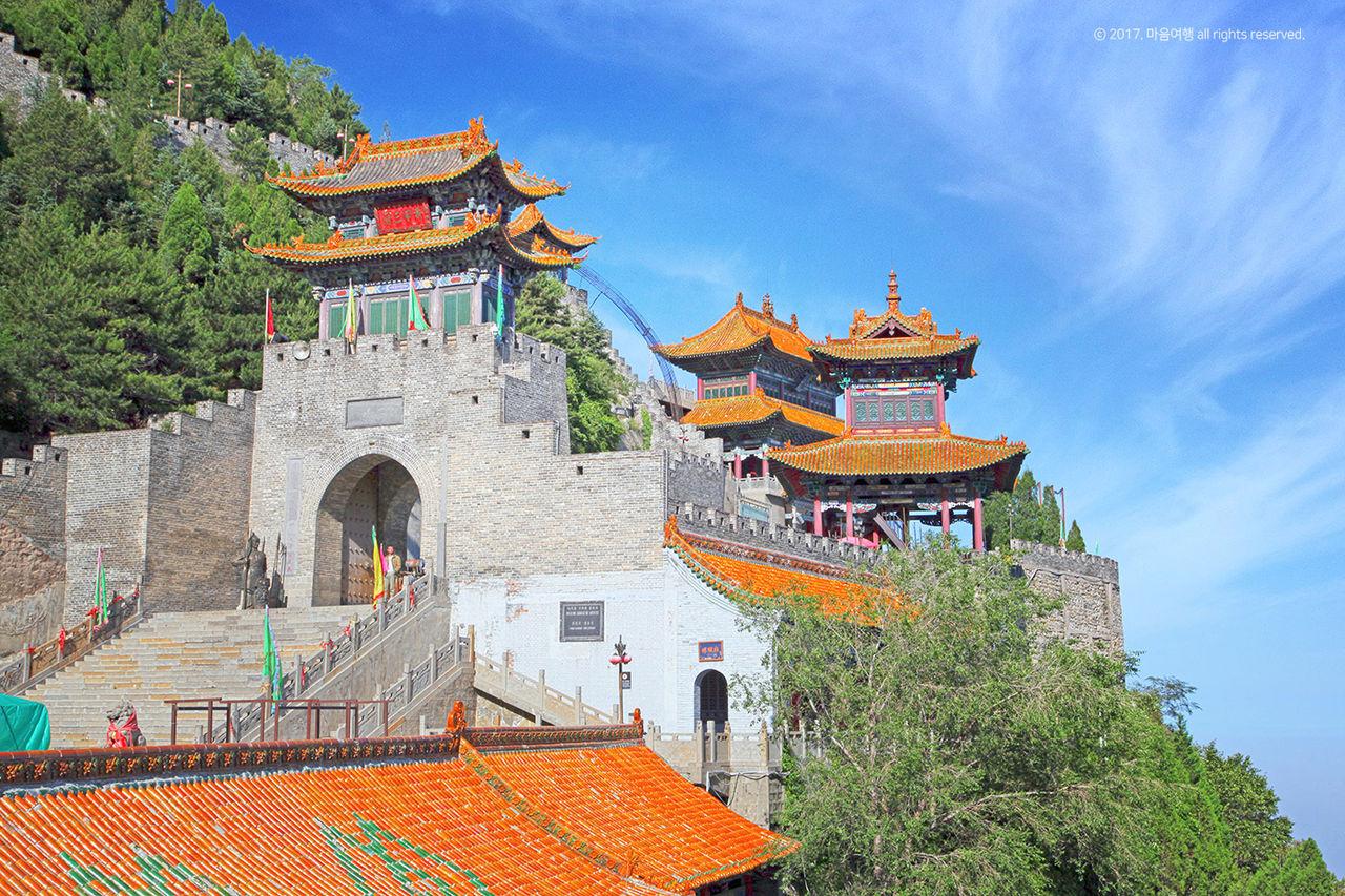 중국불교성지순례 - 태항산/면산 - 마음여행 실크로드여행사
