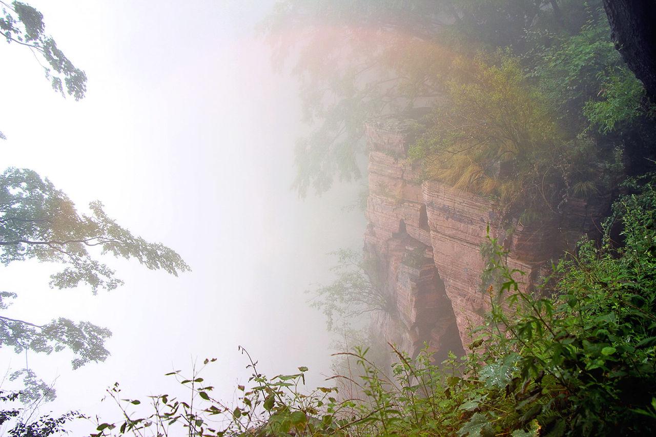 중국 태항산 천계산