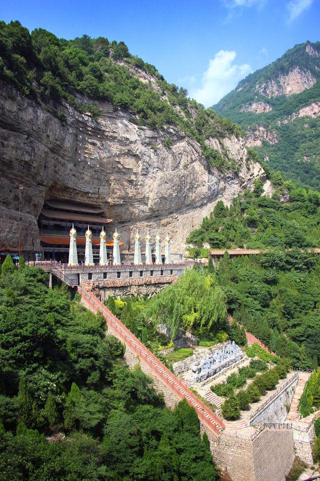 중국 면산 개공사당(개자추 사당)