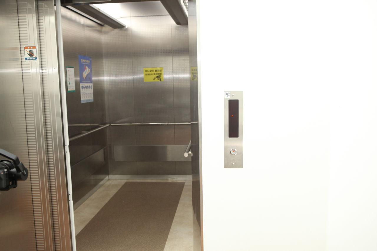 대형 엘리베이터