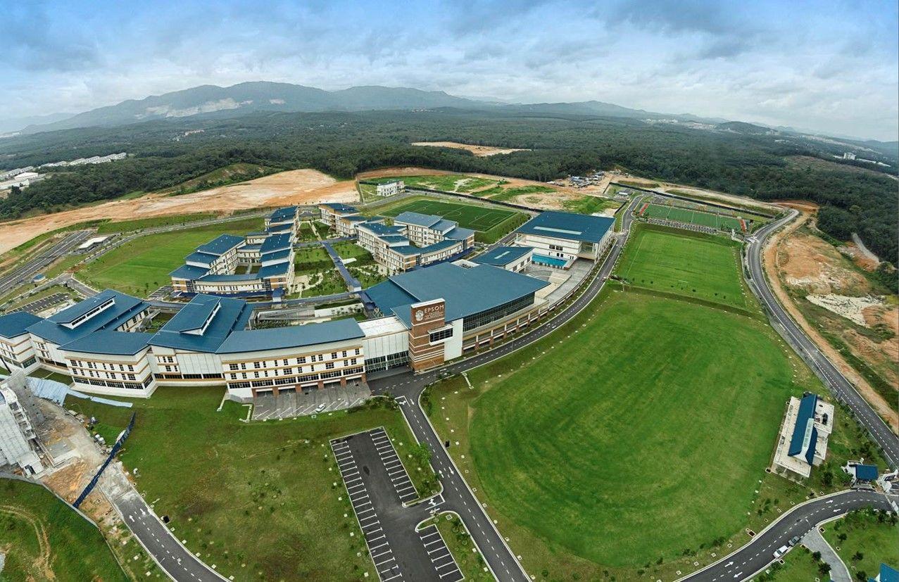 6만평 규모의 최첨단 영국식 보딩스쿨 160년 전통 엡솜컬리지 교육경험, 동서양 아우르는 리더십으로 함양 AirAsia CEO 토니, 엡솜컬리지 말레이시아 설립에 견인차 역할