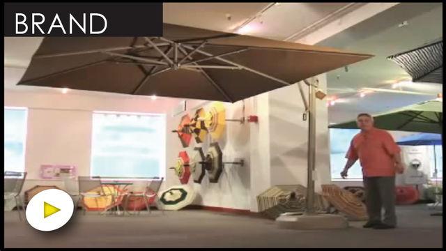 Commercial Parasol & Gazebo 2011