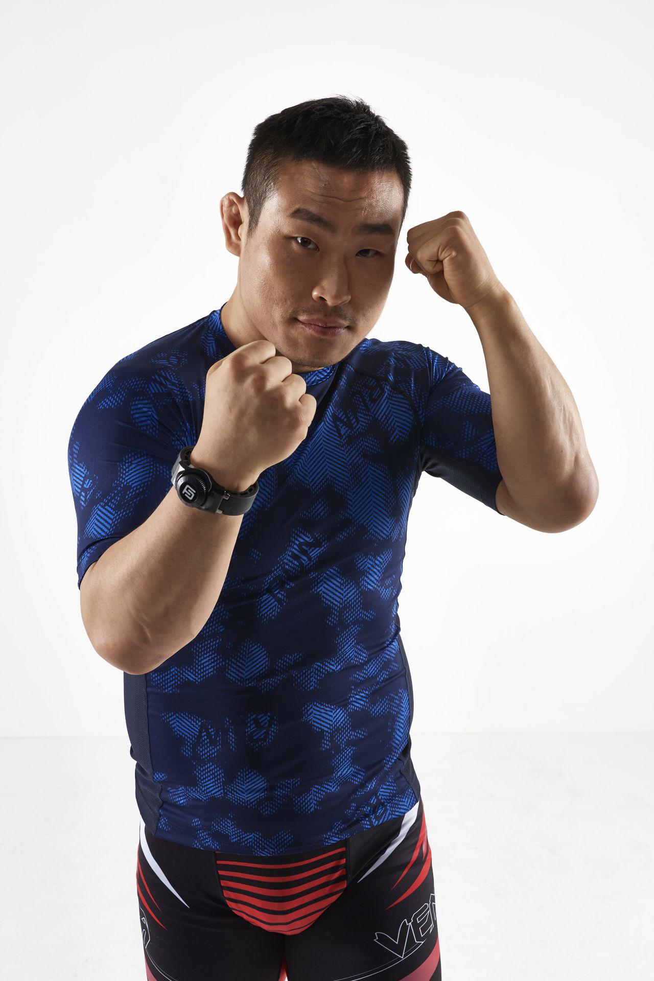 피코 전속모델  MMA 김재영 선수