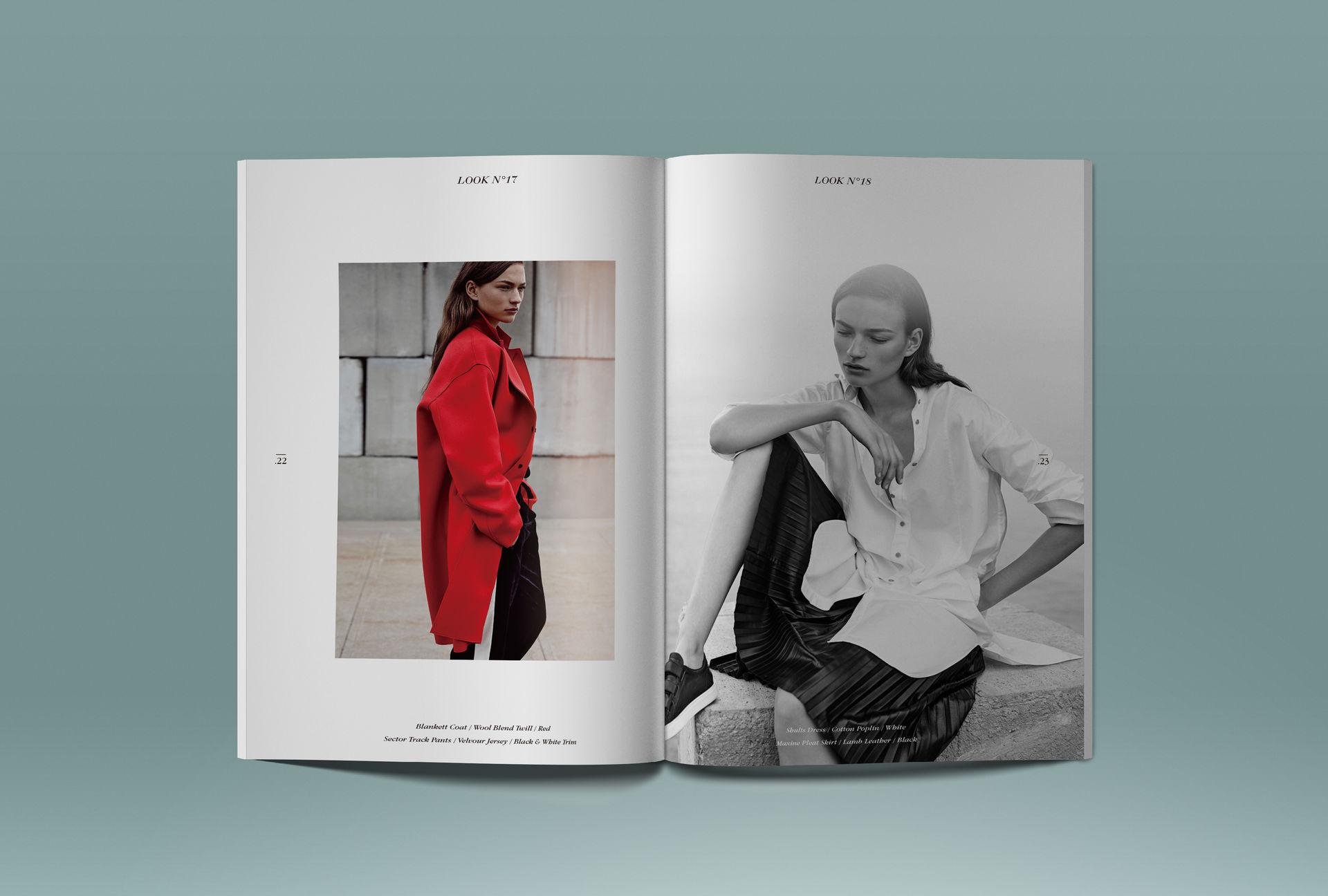 RAG & BONE / Catalog Design