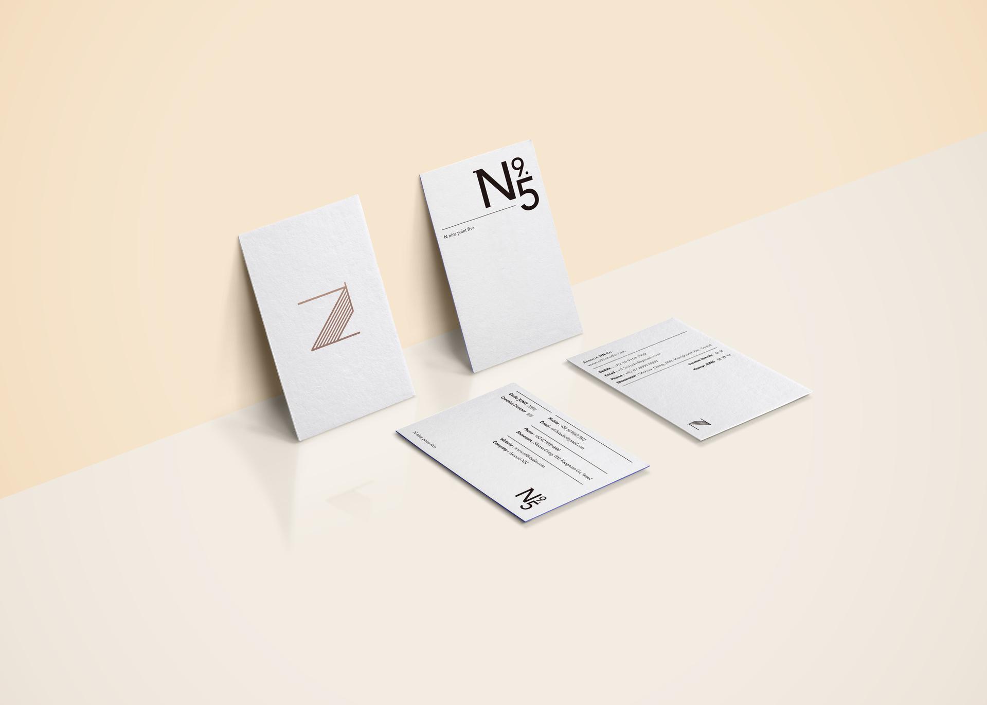 N9.5 / Identity Design