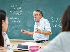 3학년 영국 제도의 역사와 언어 수업