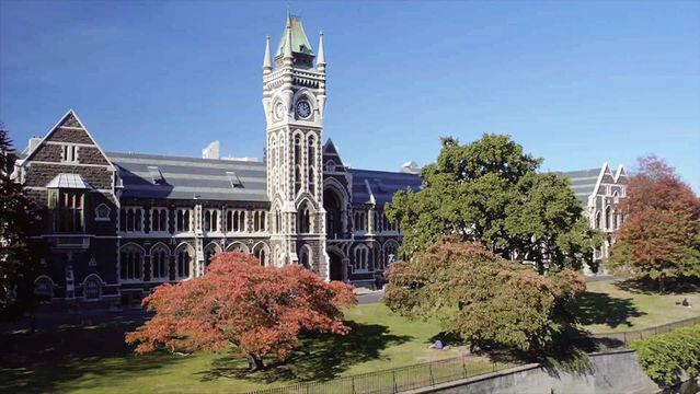 University of Otago (NEW ZEALAND)