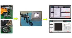 속도 / 가속도 측정 System 개발