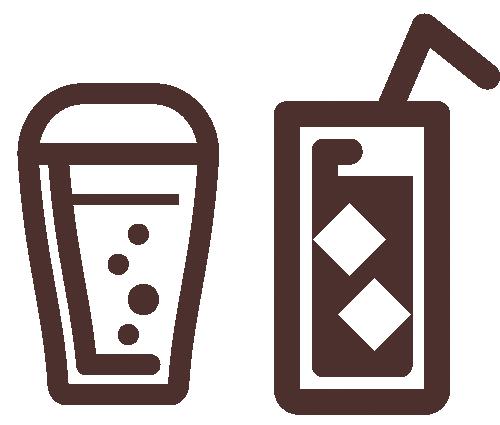 프리미엄 카페브랜드를 통한 커피머신기 및 원두커피, 기호에 따른 음료 무제한