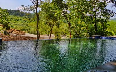 Swimming Pool<br>야외수영장