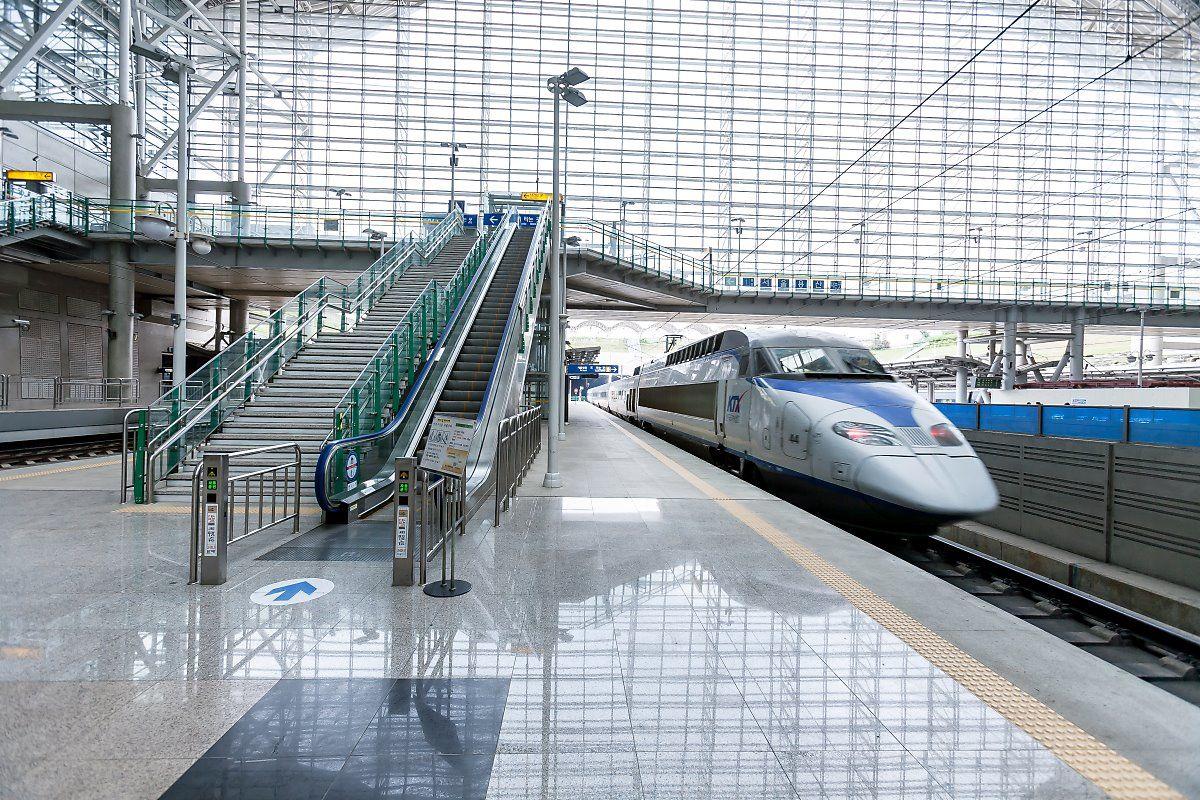 KTX 광명역 인천공항 리무진 이용 및 국제선 탑승 수속   </br>   by KTV(네이버포스트)
