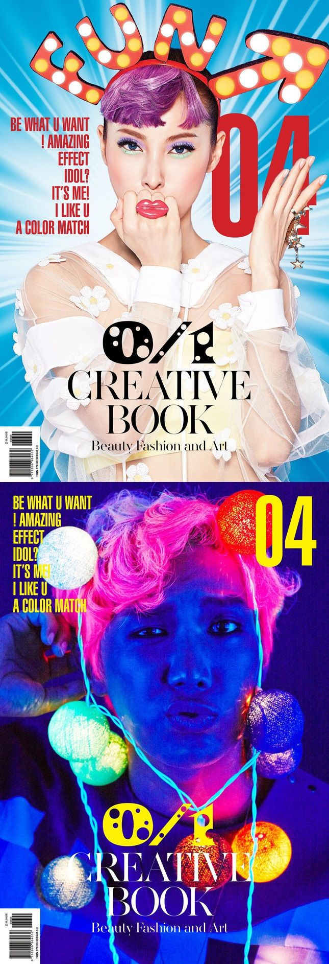 "ISSUE4 "" FUN & COLOR """
